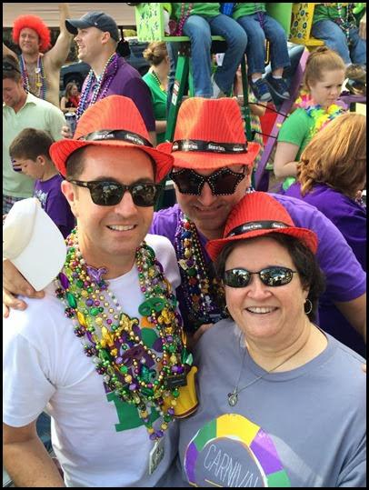 trio hats
