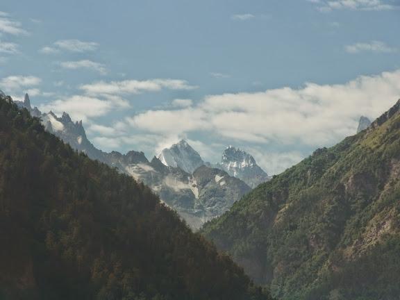 Elbruz 2000 m, Terskol (Kabardino-Balkarie), 9 août 2014. Photo : J. Michel