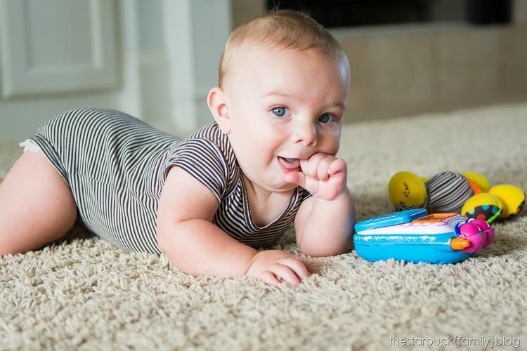 Ethan crawling 6 months blog-6
