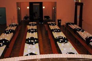 Cena con delitto_allestimento 1