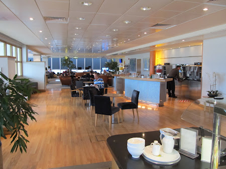 Business lounge Gatwick