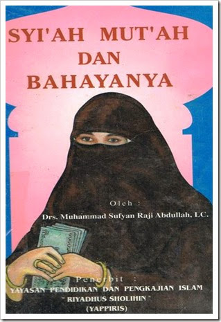 Book Review Syi'ah Mut'ah dan Bahayanya