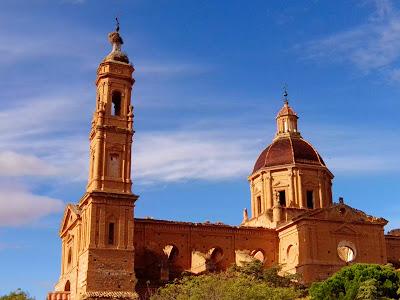 Monasterio de Santa Fe cuarte de Huerva