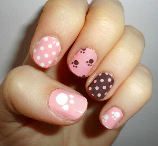 Born Pretty Store Nail Art Stickers K1018 4