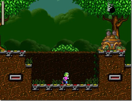 Commander Keen fan game pic5