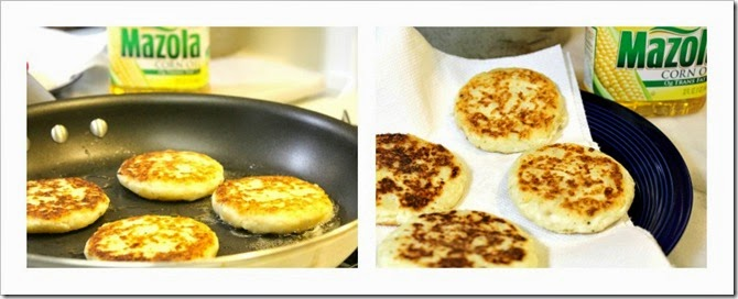Potato Patties with Cheese Recipe | Mexican Recipes