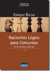 3 - Raciocínio Lógico para Concursos – Enrique Rocha