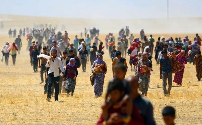 Cristãos iraquianos