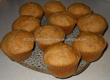 Sweet Potato Muffins - Gluten-Free