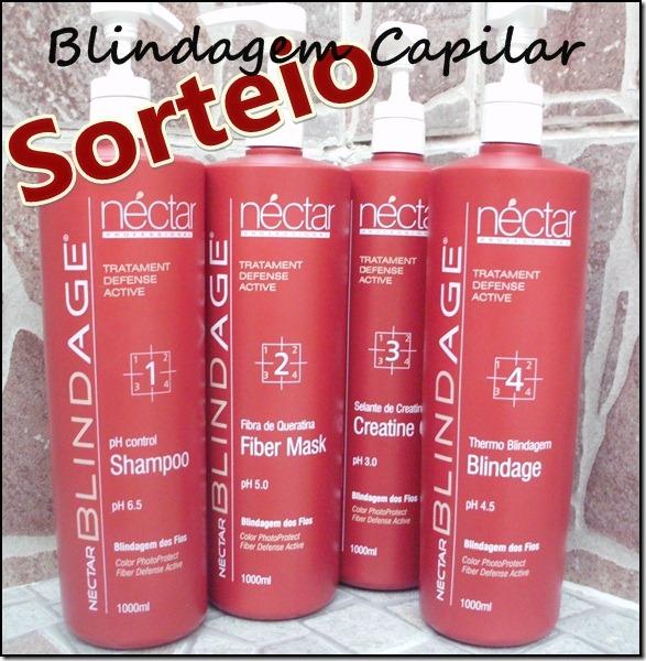 Sorteio Blindage Néctar