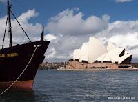 Postkarte von Sydney :-)