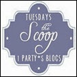 The Scoop Party Button
