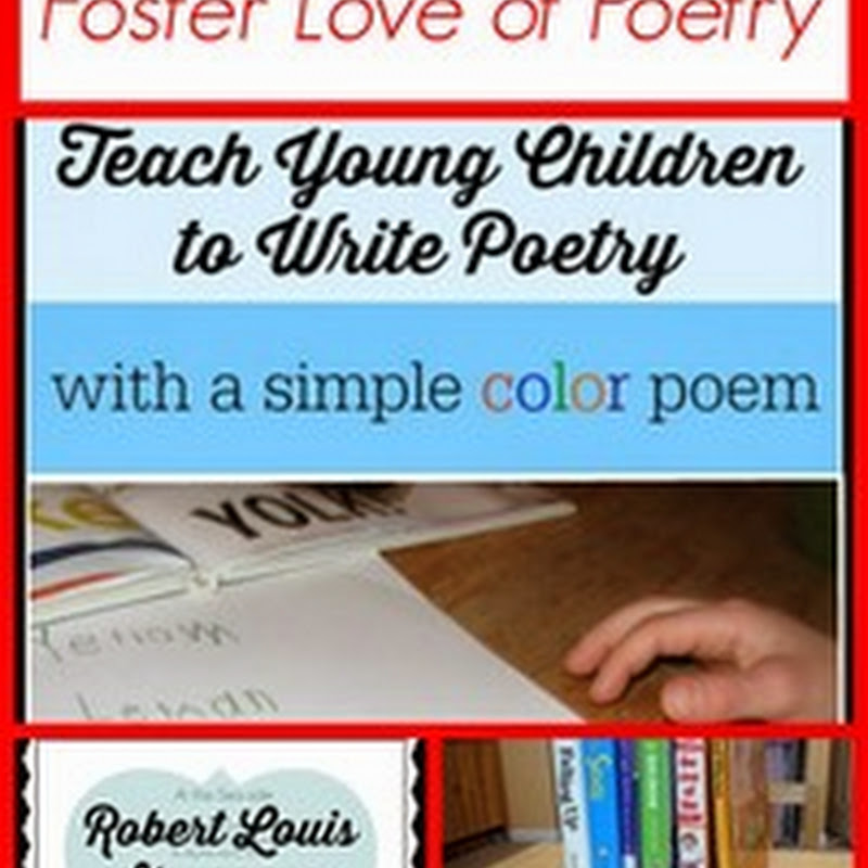 10 Ideas to Foster Love of Poetry