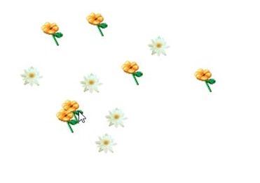 scia-fiori-animati-mouse