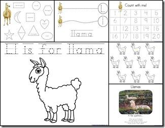 Ll Llama Extras