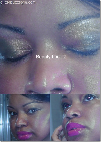 Beauty look2