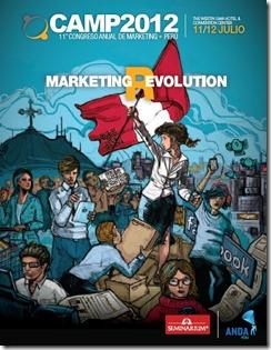 CAMP 2012 brochure cartula