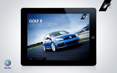 2012-Volkswagen-Golf-R-iPad-App