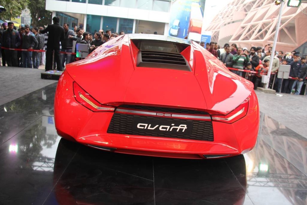 DC Design Avanti is India's First Sports Car, will Enter ...