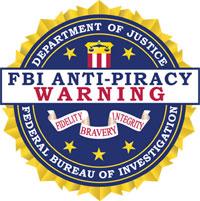 FBIas Anti Piracy Seal