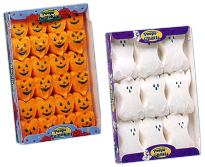 ...or Jack-o-Lanterns and ghosts for Halloween!