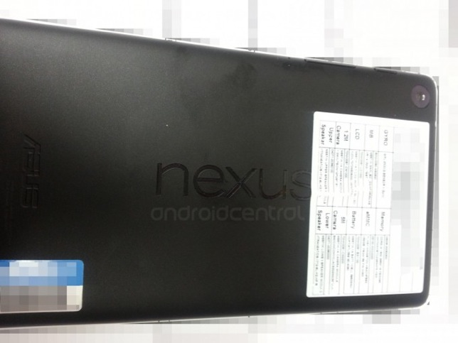 Nexus 7 2 1