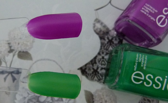 Essie Neon Swatches