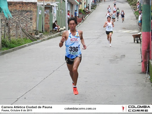 carrera atletica nacional ciudad dulce 2013