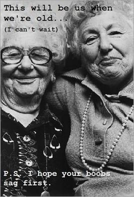 Old Friends taken from Pinterest