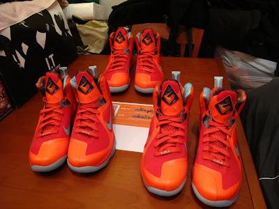 nike lebron 9 gr galaxy allstar 5 01 Your Nike LeBron 9 Galaxy Will Glow in the Dark!