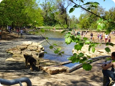 Houston dog park