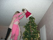 decorating the Christmas tree 2011 (2)