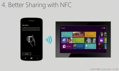 Windows Phone 8 NFC