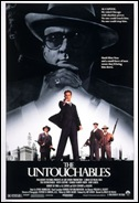 The Untouchables - poster