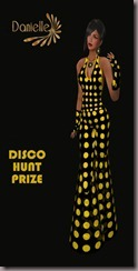 Danielle- Disco Hunt Prize