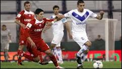 Vélez Sarsfield - Argentinos Juniors
