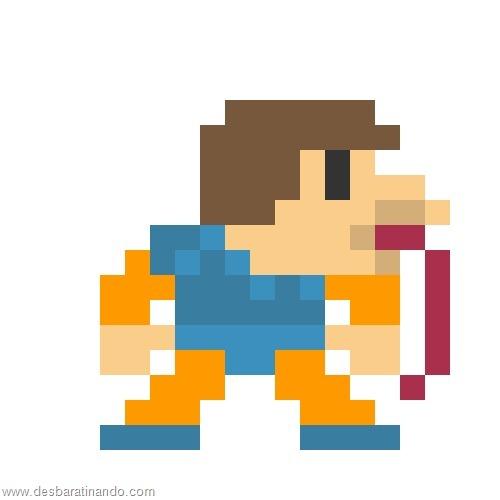 super herois e viloes em 8 bits x man (10)