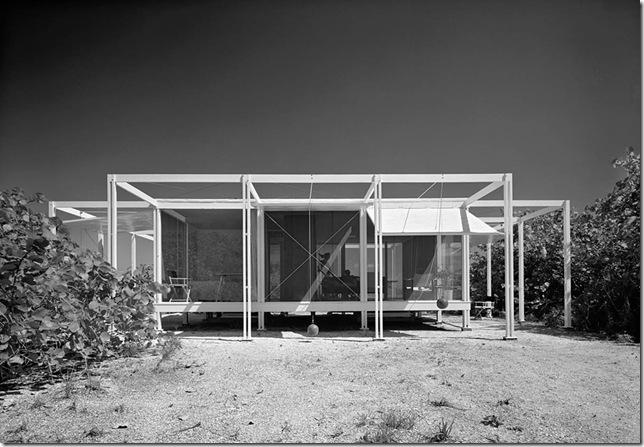 Ezra Stoller_Walker Guest House, Paul Rudolph, Sarasota, FL, 1953