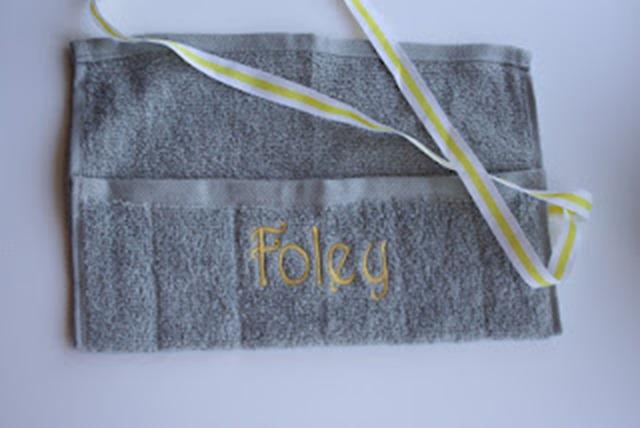 wash cloth travel wrap