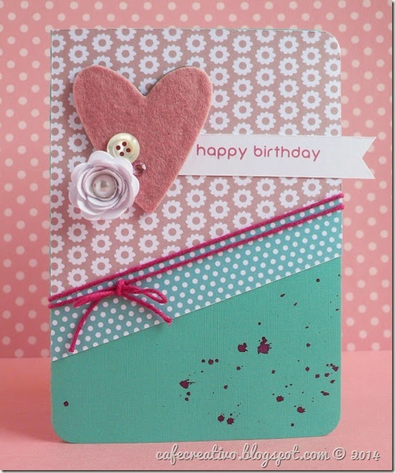 cafe creativo - Anna Draicchio - sizzix big shot - card mom butterfly spring (1)