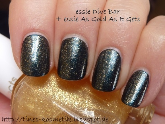 essie Dive Bar As Gold As It Gets 4