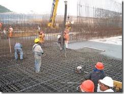 La Colocación del Concreto