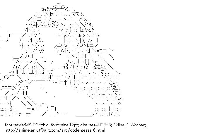 Code Geass,Nunnally Lamperouge