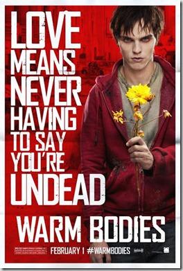 Warm Bodies (2013) ซอมบี้พันธุ์ใหม่ หัวใจโดนเธอ