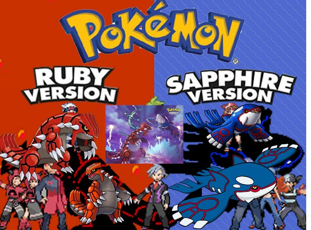 Pokemon Omega Ruby and Pokemon Alpha Sapphire releasing in November