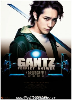 531dd0f1c9848 Gantz 2: Perfect Answer Legendado RMVB + AVI BRRip