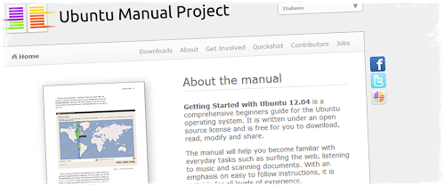 Ubuntu Manual Project 12.04