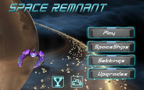 Space Remnant - screenshot