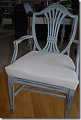 french chair 026