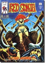 P00009 - Red Sonja vertice v1 #10